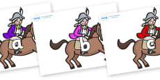 Phase 2 Phonemes on King's Horses