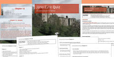 Jane Eyre Quiz Chapters 11-20