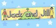 Australia - Jack and Jill Display Banner
