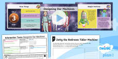 PlanIt Y3 Space: To Support Teaching on The King of Space Lesson Pack Information Texts (2)