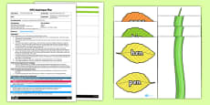 Jack and the Beanstalk Rhyming Activity EYFS Adult Input Plan and Resource Pack