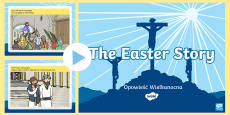 The Easter Story PowerPoint Polish Translation