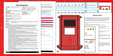 One More Christmas Card EYFS Adult Input Plan and Resource Pack to Support Teaching on The Jolly Christmas Postman