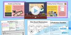 PlanIt - Computing Year 6 - Film-Making Lesson 6: Publishing Lesson Pack