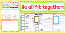 Getting to Know You: New Class Pack KS2