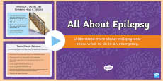 All About Epilespy PowerPoint