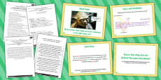 Proposing Changes to Grammar Teaching Ideas and Resource Pack for LKS2