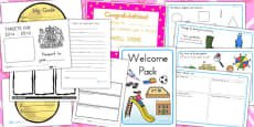 Australia - EYFS and KS1 Transition Resource Pack