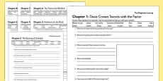 The Desperate Journey Differentiated Reading Comprehension Questions