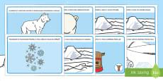 Regiuni Polare Planșe pentru modelaj cu plastilina
