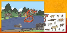 Chinese New Year Ordinal Numbers Activity