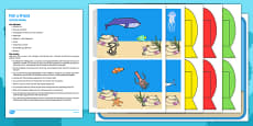 Fish a Friend Busy Bag Resource Pack for Parents