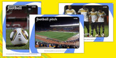 The Olympics Football Display Photos