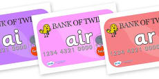 Phase 3 Phonemes on Debit Cards