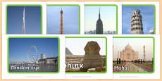 Tourist Attraction Display Photos