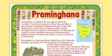 Australia - Aboriginal and Torres Strait Island People Preminghana Poster