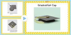 Graduation Cap Craft Instructions PowerPoint