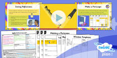 PlanIt - Science Year 6 - Light Lesson 2: Reflecting Light Lesson Pack