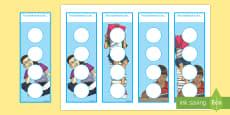 International Literacy Day Bookmarks