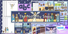PlanIt - RE Year 3 - The Nativity Story Unit Additional Resources