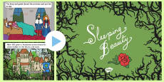 Sleeping Beauty Story PowerPoint