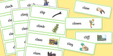 CL Word Cards