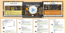 The Great Fire of London KS2 Assembly Pack