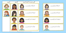 Feelings Rounds Sentence Starters Urdu
