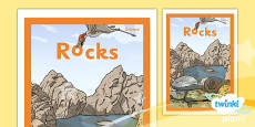 PlanIt - Science Year 3 - Rocks Unit Book Cover