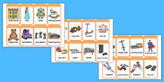 Toy Flashcards