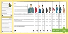 GCSE English Literature Character Revision Activity Sheets to support teaching on DNA by Dennis Kelly