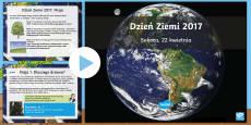 Prezentacja PowerPoint Dzień Ziemi