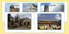Places of Worship Display Photos