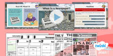 Extreme Earth: Earthquakes and Volcanoes Lesson Pack Recounts (3)