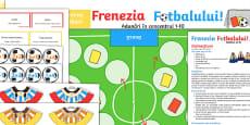 Joc cu adunări - La fotbal Joc de masă