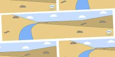 Joseph Small World Background