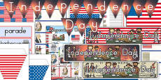 Independence Day Display Pack