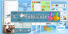 PlanIt - Art KS1 - Fabricate Additional Resources