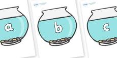 Phase 2 Phonemes on Fish Bowls