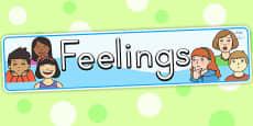 Australia - Feelings Display Banner