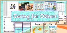PlanIt - RE Year 1 - Caring for Others Unit Additional Resources
