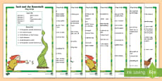 * NEW * KS1 Jack and the Beanstalk Play Script