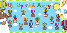 Ready Made Up, Up and Away Display Pack