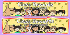Class Rewards Display Banner Polish Translation