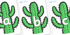 Phoneme Set on Cactus