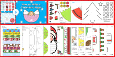 Australia - Christmas Craft and Activity Pack