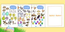 Design an Easter Card
