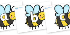 Phoneme Set on Bees