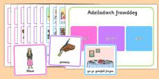 Adeiladwch Frawddeg