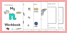 My 'n' Workbook